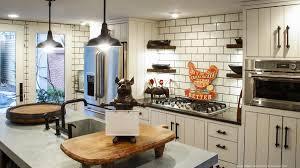 Urban Farmhouse Kitchen - country charm urban living in butchertown cottage retreat video