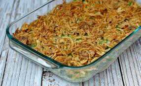 green bean casserole recipe with no canned soup cooks