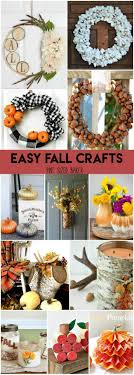 12 easy fall crafts for families pint sized baker