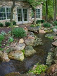 Homemade Backyard Waterfalls by Homemade Pond Looks Just Like My New Birthday Pond Great