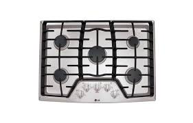 Sealed Burner Gas Cooktop Lg Lcg3011st Save Up To 400 00 This Black Friday Lg Usa