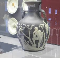 The Portland Vase National Museum Of Scotland Displays The World Europe Up Close