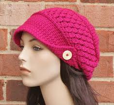 free pattern newsboy cap free crochet patterns hats crochet and knit