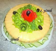 cuisine djouza attrayant idee de couleur pour cuisine 7 gateau salade de riz