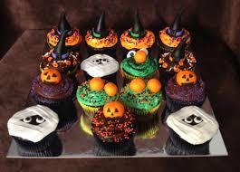 halloween cupcakes u2014 crafthubs