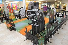 discover how mall halloween displays increase visitation center