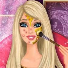 barbie real makeup