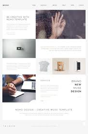 adobe muse mobile templates 25 best adobe muse portfolio templates 2017 responsive miracle