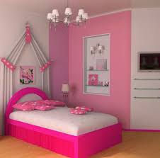 Bedroom Wall Lighting Ideas by Bedroom Pink And White Girl Bedroom Color Decorating Ideas