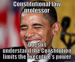 Contract Law Meme - obama the constitutional law professor that s a lie