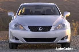 lexus is 250 09 2009 lexus is250 luxury sedan review car reviews