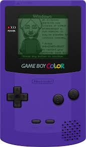 Gameboy Color Nintendo Game Boy Color Grape By Blueamnesiac On Deviantart by Gameboy Color