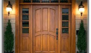 front doors with side lights craftsman front door with sidelights exemplary craftsman front door