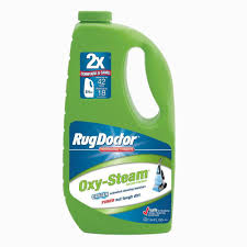 Rent Upholstery Steam Cleaner Home Depot Rug Doctor 64 Oz Oxy Steam Carpet Cleaner 04110 The Home Depot