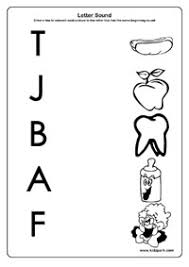 letter and sound a to z worksheets teachers resources beginning