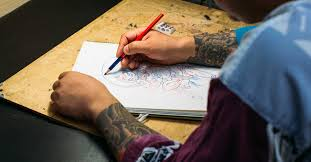 can i see a sketch before my tattoo tattoo experiences