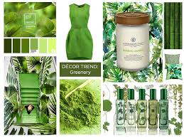 greenery fragrance color u0026 design trend the world of