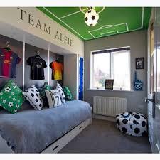 Decor For Boys Room Best 25 Soccer Bedroom Ideas On Pinterest Soccer Room Boys