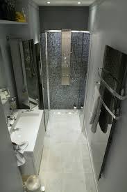 salle de bain de bateau bois ou carrelage pour le sol de la salle de bain viving