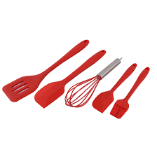 Red Kitchen Utensil Set - compare prices on cooking utensil sets red online shopping buy