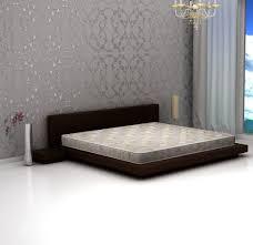 Mattress Bed Buy Sleepwell Duet Luxury Mattress Memory Foam Online In India