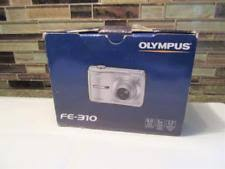 olympus fe 310 memory card olympus fe 8 9 9 megapixel digital cameras ebay