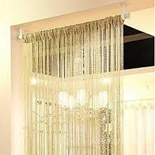 Door Way Curtains Split Decorative Door String Curtain Wall Panel