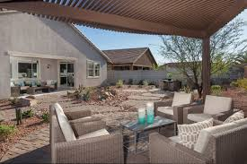 Patio Homes Phoenix Az by New Homes For Sale In Maricopa Az Homestead Community By Kb Home