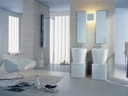 bathroom 19 elegant white modern bathroom design with modern