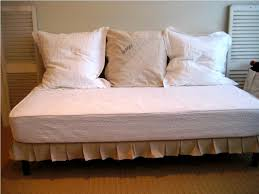 Sofa Bed Mattress Protector by Daybed Fitted Mattress Cover Queen Home Furniture Blog