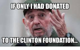 Donation Meme - ifonly i had donated to the clinton foundation meme on me me