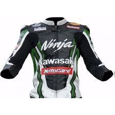 motorcycle racing jacket skyes kawasaki motorbike motogp motorcycle racing leather jacket