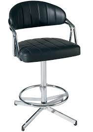 Swivel Bar Stool With Arms Furniture Magnificent Appealing Upholstered Swivel Bar Stools