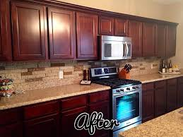Stone Backsplash Kitchen by Airstone Back Splash Apply A Sealer In Areas Where Airstone May