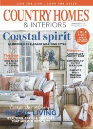 country homes and interiors magazine country homes interiors magazine august 2017 issue get
