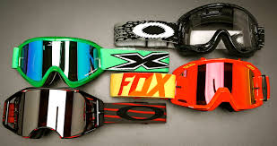 motocross goggle motocross action magazine favorite goggles of the mxa wrecking crew