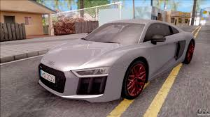 audi r8 ads audi r8 for gta san andreas