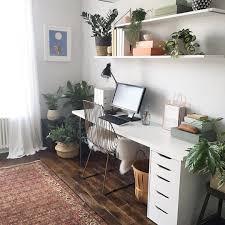 ultimate ikea office desk uk stunning one room challenge fall