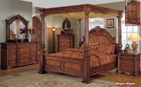 Antique Bed Set Furniture Wood Bedroom Sets Furniture Vivo Furniture