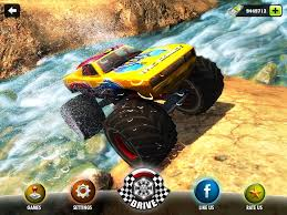 monster truck video game off road monster truck derby android apps on google play