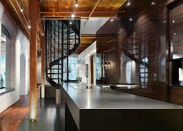 Loft Modern Adaptive Reuse Project Candy Factory Loft Modern Rustic Wood