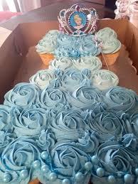 cinderella cupcakes party dress cupcake cake julie s sweet stuff