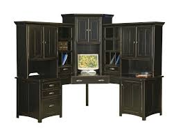 computer desk with hutch furniture naples white compact computer