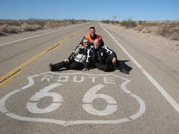 Us Route 66 Map by Route 66 Brian O U0027kane U0027s Route 66 Weblog