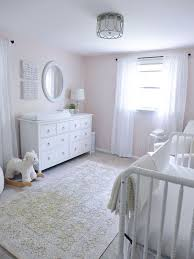 classic white nursery decorations gender neutral nurseries sweet