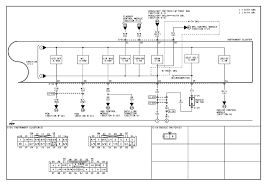 repair guides instrument cluster 2001 instrument cluster