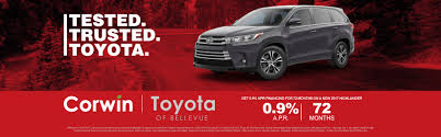 dealer de toyota bellevue u0027s corwin toyota of bellevue new and used toyota and