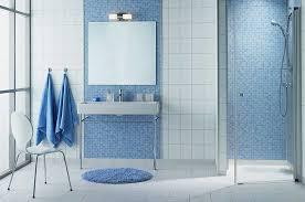 blue bathroom tiles ideas bright beautiful blue bathrooms furniture home design ideas