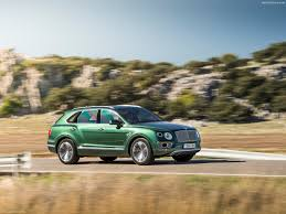 suv bentley 2016 bentley bentayga the world u0027s fastest suv modified and sports
