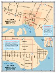 Map Of Beaufort Sc Maps Of Hilton Head The Lowcountry U0026 Savannah 101 Things To Do